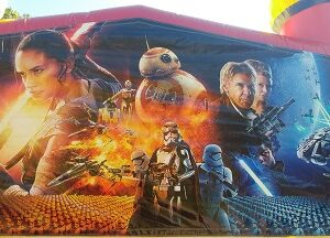 good star wars banner
