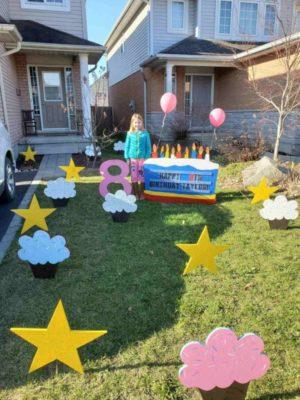 Mini Cupcakes and Stars